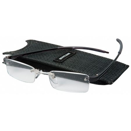 Reading Glasses, +1.0, Clear, Acrylic