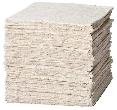 Absorbent Pads, Heavy Weight, PK100