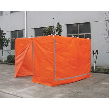 Side Wall 2 Pack,  Orange