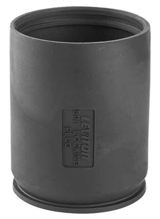 Boot, Plug, 50A, Black