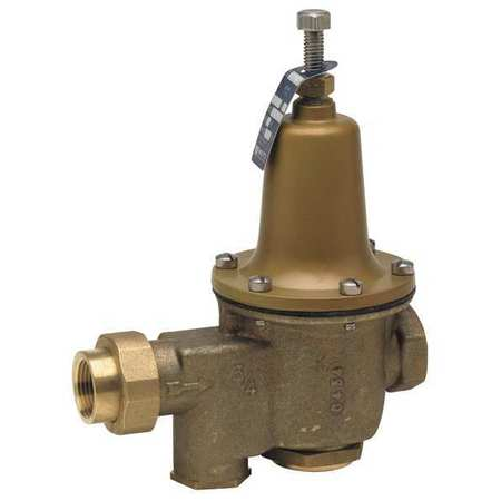 Water Pressure Reducing Valve, 1 In.