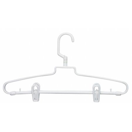 Security Hangers, White, PK72