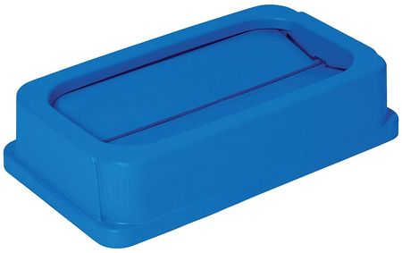 Recycling Top, LLDPE, Blue