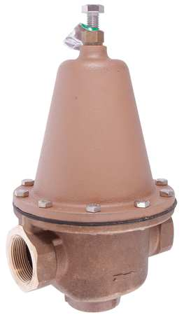 Water Pressure Reducing Valve, 1-1/4 In.