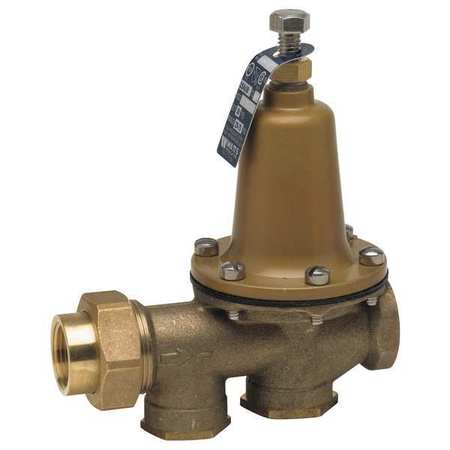 Water Pressure Reducing Valve, 3/4 In.