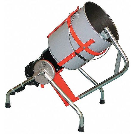 Asphalt/Concrete Mixer, Portable, 5 Gallon
