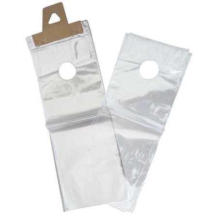 """15"""" x 9-1/2"""" Door Knob Bags,  0.65 mil,  Pk2000"""