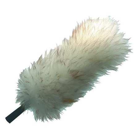 """Flexible Duster, Lambswool, 15""""L"""