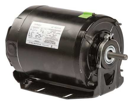 Motor, Sp Ph, 1/4 HP, 1725/1140, 115, 56Z, ODP