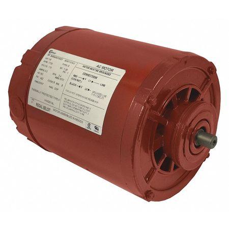 Water Circulator Motor, NEMA/IEC, Ring, CCW