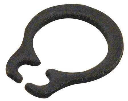 Retaining Ring, Ext, Dia 6mm, PK100