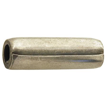 Spring Pin, 3/16x2 1/2 In L, Pk10