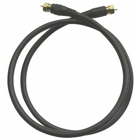 RG6 Black Coax Cable