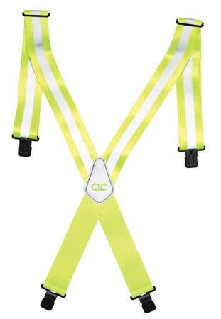 Universal Suspenders,  Yellow Lime