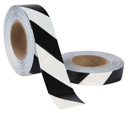 Marking Tape, Roll, 1In W, 100 ft. L
