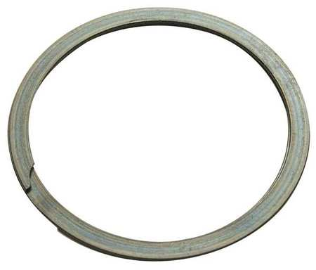 Spiral Retain Ring, Ext, 1/2 In, PK25