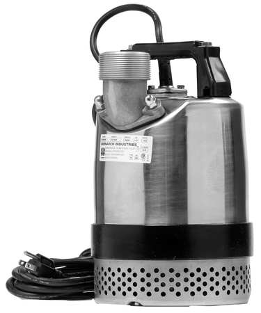 "1/2 HP 2"" Submersible Sump Pump 115V"