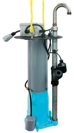 Grinder Pump,  2 HP