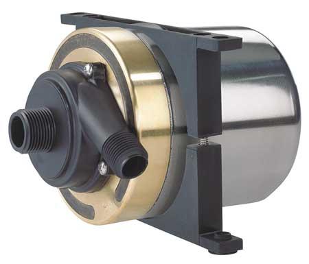 Pump, 6-1/4 In. L, 4-1/2 In. W, 4-1/2 In. H