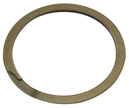 Spiral Retain Ring, Int, 1/4 In, PK25