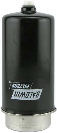 Fuel Filter, 7-11/32 x 3-5/16 x 7-11/32In