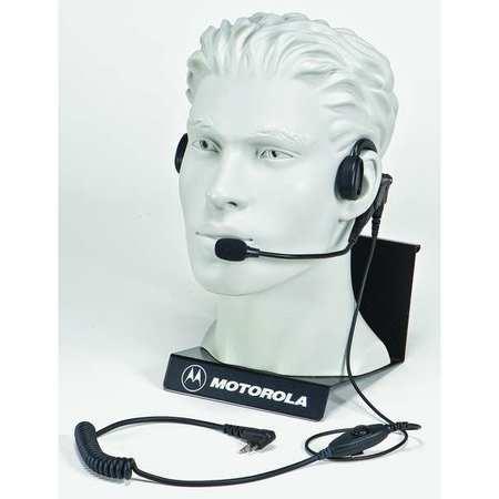 Headset, Behind the Head, One Ear, Black