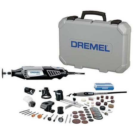 Rotary Tool Kit, 5000-35, 000 RPM, 50 Pc