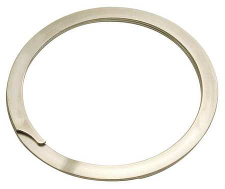 Spiral Retain Ring, Int, 1/4 In, PK10