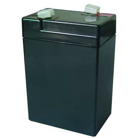 Battery, Sealed Lead Acid, 6V, 4.5Ah, Faston