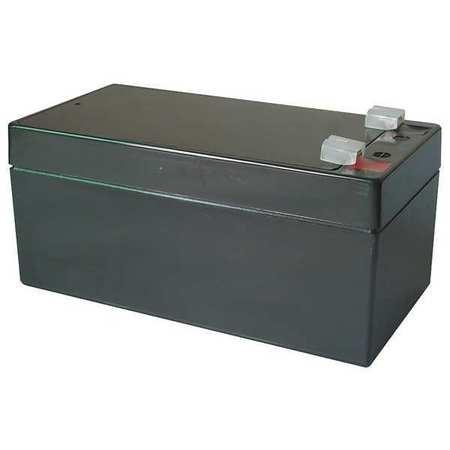 Battery, Sealed Lead Acid, 3.3Ah, Faston