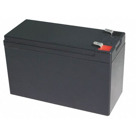 Battery, Sealed Lead Acid, 12V, 7.5Ah,