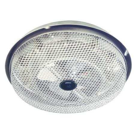 Radiant Ceiling Heater, 120V, 4266 BtuH