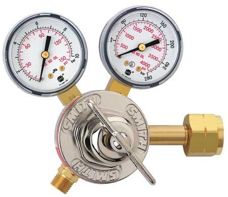 Reg, Cylinder, Hydrogen/Methane, CGA-350