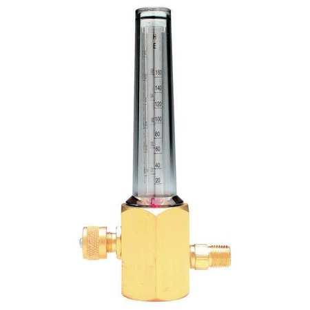 Flowmeter, Cylinder, 1/4 In MNPT