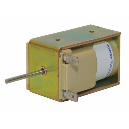 Solenoid, Box Frame, 1/8 - 1 in, Continuous