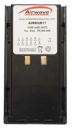 Battery Pack, NiCd, 7.5V, For Kenwood