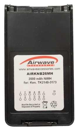 Battery Pack, NiMH, 7.5V, For Kenwood