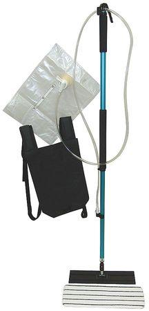 Backpack Finish Kit, 18 In, Pad, Microfiber