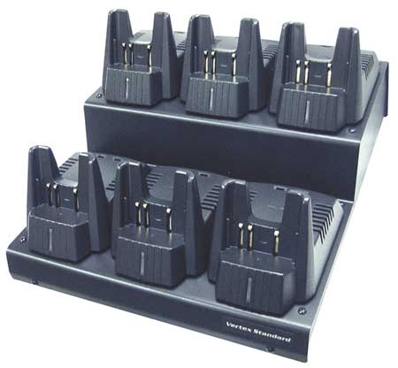 Multi Unit Charger, 6 Units, For VX-231