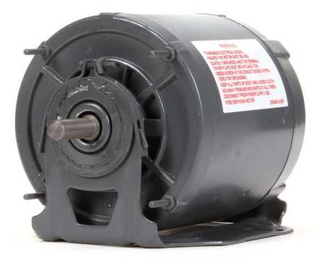 Motor, Sp Ph, 1/6 HP, 1725, 115/208-230V, 48Y