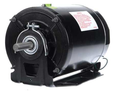Motor, Split Ph, 1/2 HP, 1725, 115V, 56, TEAO