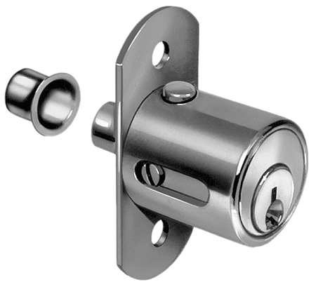 Sliding Door And File Cabinet Locks