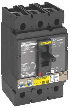 3P Motor Circuit Protector 250A 600VAC
