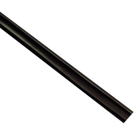 Fire and Smoke Seal, 8 ft., Dark Brown