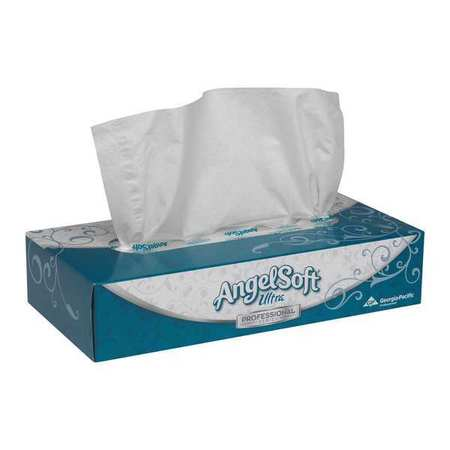 Facial Tissue, Angel Soft psUltra, PK30