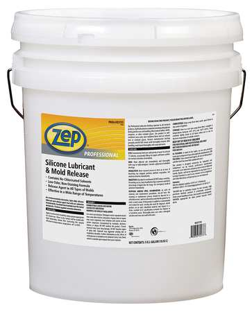 Silicone Lubricant,  5 Gal.