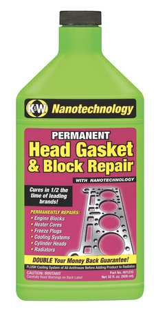 Permanent Head Gsket and Block Rep, 32 Oz