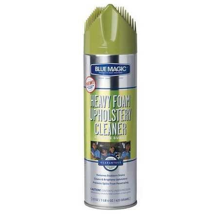 Foam Upholstery Cleaner with Stain Guard