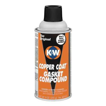 Gasket Compound, 12 oz., Copper, Aerosol