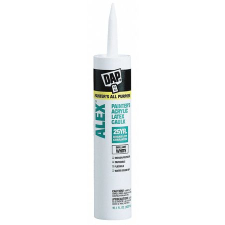 Alex Painter's Acrylic Latex Caulk